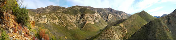 Baviaanskloof Heritage Hiking Trail