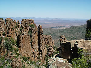 Graaff Reinet Valley of Desolation