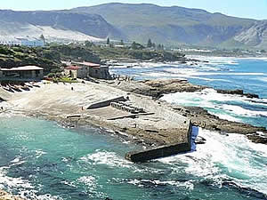 Hermanus, on the Overberg coast