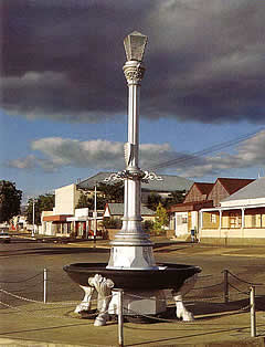 The horse trough, Cradock