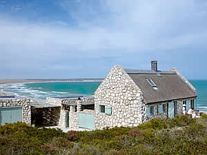 Many of Paternoster's cottages are quaint and many have been renovated to make holiday accommodation.  Find Paternoster accommodation on our Paternoster accommodation page.