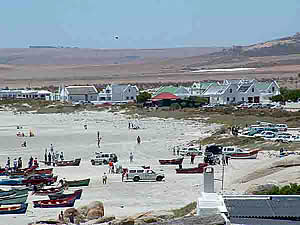 Paternoster, West Coast