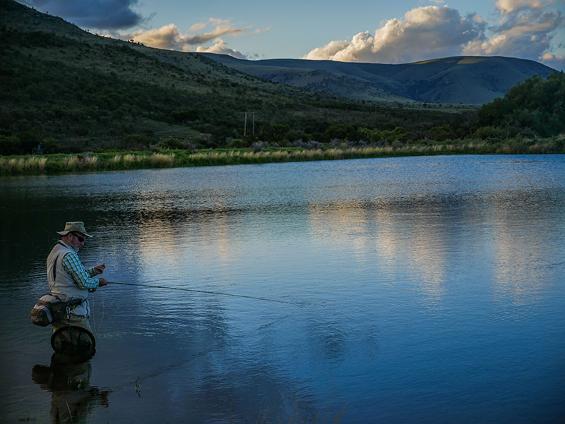 exploring Eastern Cape flyfishing