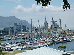 Simons Town, a quaint and historic village, was once an important Royal Navy base and is now the home of the South African Navy.  Find Simons Town Cape Town accommodation on our Simons Town Cape Town accommodation page.