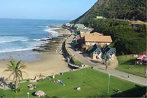 Victoria Bay on the Garden Route
