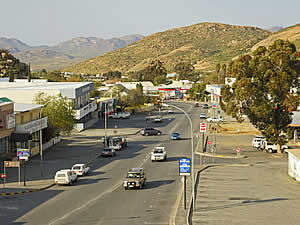 Springbok, the largest town in Namaqualand but a population of only a little over 10,000, was founded to exploit the copper in the area.  Mining still takes place but on a much smaller scale and tourism is the mainstay of the local economy.  Find West Coast accommodation on our West Coast accommodation page.