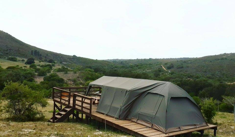 Pabala Private Nature Reserve - Tented Bush Camp