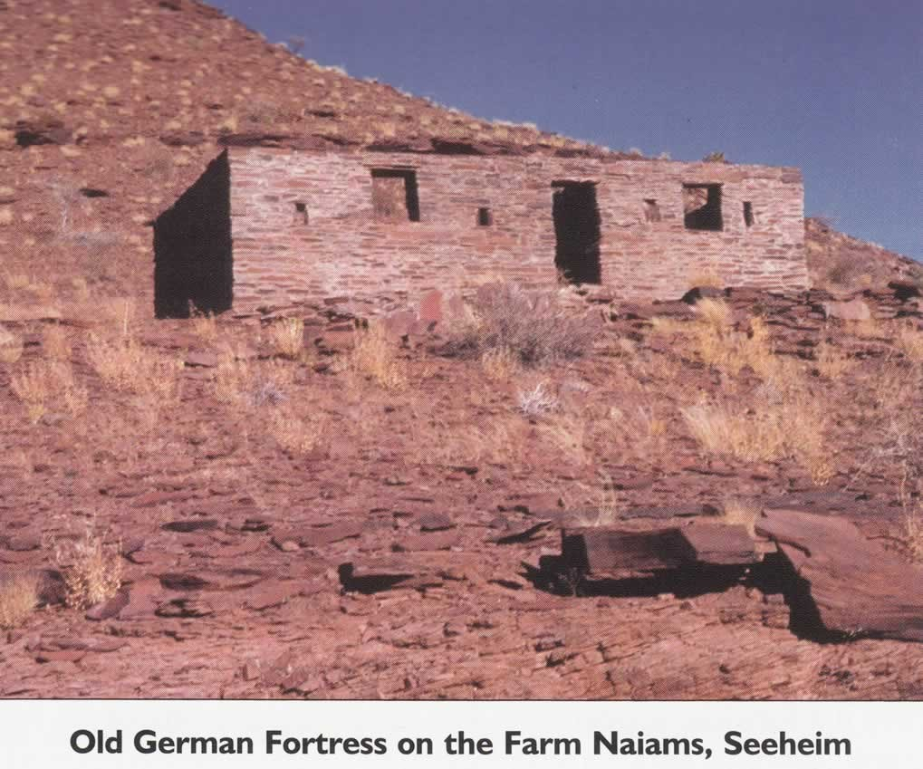 Old German Fortress Fort Naiams