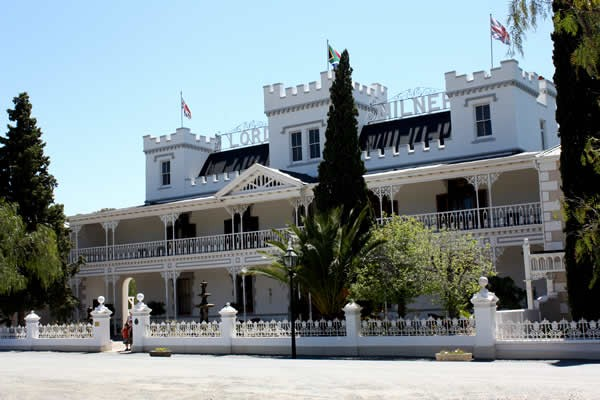 A walk around Matjiesfontein