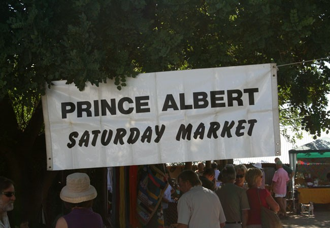 Prince Albert Saturday Morning Market