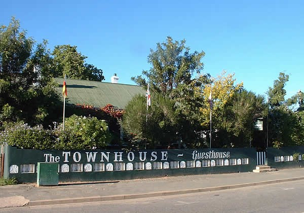 The Townhouse Guesthouse