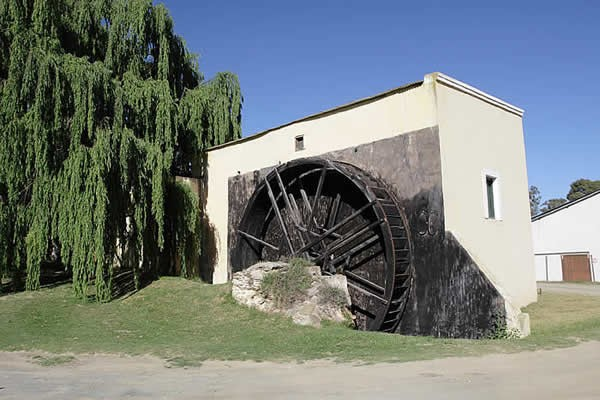 Uniondale Watermill