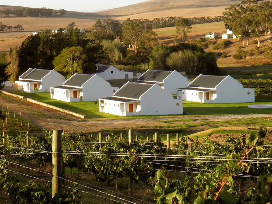 Caledon Accommodation Wildekrans Wine Estate Uitspan Cottages