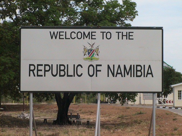 Namibia Border Requirements