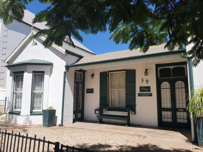 Betty's Self Catering Graaff-Reinet Accommodation