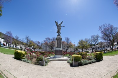 The War Memorial Graaff-Reinet Tourist Attractions Sightseeing