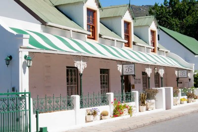 7 Church Street Guest House Montagu Accommodation