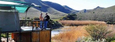 African Game Lodge Montagu Accommodation