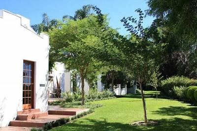 African Vineyard Guest House Upington Accommodation