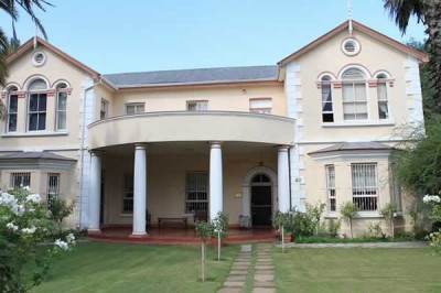 Albert House B&B Cradock Accommodation Bed And Breakfast