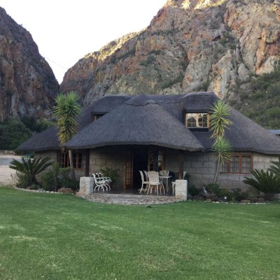 Uitspan Guest Farm & Campsite Baviaanskloof Accommodation