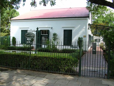 Buitenverwagten Guest House Graaff-Reinet Accommodation Guest House