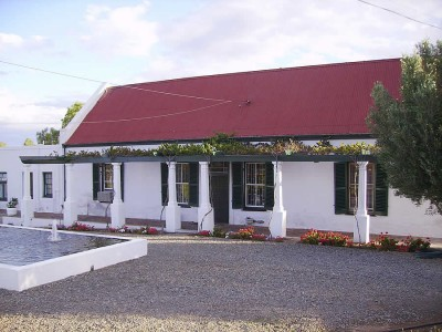 De Erf Manor House Graaff-Reinet Accommodation