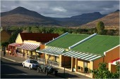 Die Tuishuise Cradock Accommodation