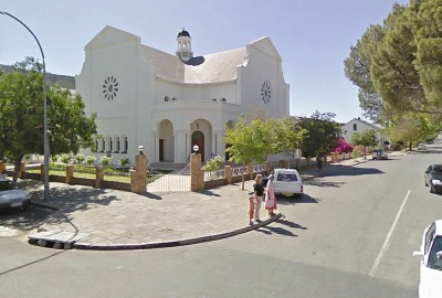 Dutch Reformed Church – Nuwe Kerk Graaff-Reinet Tourist Attractions Sightseeing