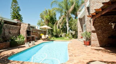 Earthbound Guest House Oudtshoorn Accommodation Bed And Breakfast