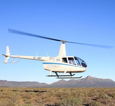 Fly Karoo Air Services Activities