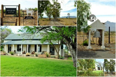Melrose Guest Farm (14 km From Graaff-Reinet) Graaff-Reinet Accommodation Farm Getaway