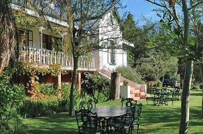 The Retreat at Groenfontein Accommodation