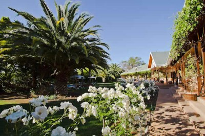 Hlangana Lodge Oudtshoorn Accommodation