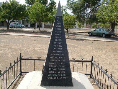 The Huguenot Monument Graaff Reinet Graaff-Reinet Tourist Attractions Sightseeing