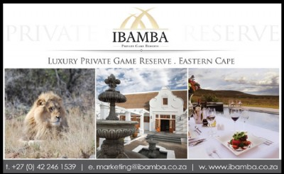 Ibamba Private Game Reserve Jansenville Tourist Attractions