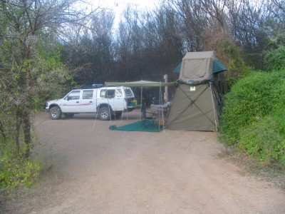 Doringkloof Bush Camp Baviaanskloof Accommodation