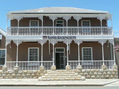 Karoo Backpackers Beaufort West Accommodation