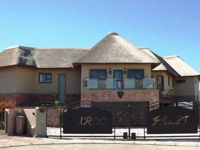 Karoo-Palet Accommodation