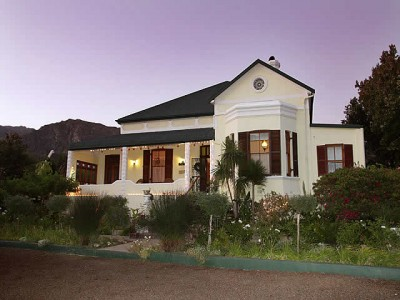 Kingna Lodge Guest House Montagu Accommodation