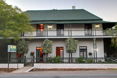 The Willow Historical Guest House Willowmore Accommodation