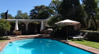 La Pension Guesthouse Oudtshoorn Accommodation Guest House