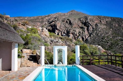 Little Sanctuary Montagu Accommodation Self Catering