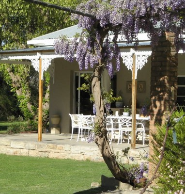 Lowlands Country House & Manor Cradock Accommodation Farm Getaway