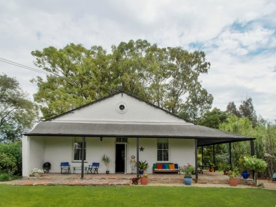 Erin Farmhouse & Cottages Middelburg Accommodation