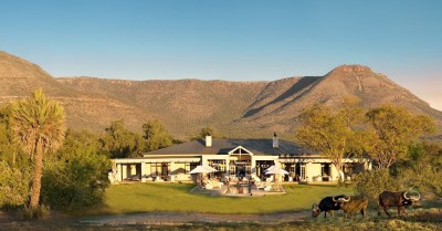 Samara Private Game Reserve Graaff-Reinet Accommodation