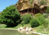 Makkedaat Caves and Camping Willowmore Accommodation Self Catering