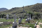 Monument cemetery, near Matjiesfontein Matjiesfontein Tourist Attractions Sightseeing