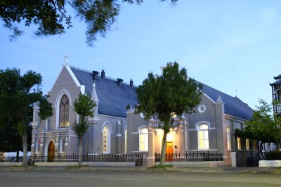 The Methodist Church (Trinity Methodist Church) Graaff-Reinet Tourist Attractions Sightseeing