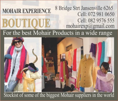 Mohair Experience Boutique Jansenville Business